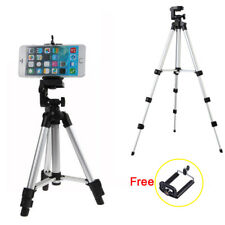 Cellphone Lightweight Portable Travel Tripod Camera Fish Light Stand Universal
