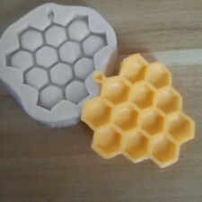 Honeycomb Bee Silicone Mould Mold Sugarcraft Icing Fondant Cake Decorating Props