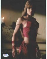 Jennifer Garner Daredevil Autographed Signed 8x10 Photo Certified PSA/DNA COA