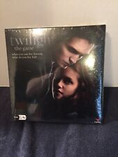 TWILIGHT The Movie BOARD GAME New In Sealed Package 2009