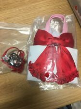 Ushiromiya Maria Mini Dollfie Dream Volks BJD MDD Bag And Crown Only