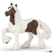 W12) PAPO 51513 Irish CUP Horse Hengst Kaltblut Horse Pferd Pferde Tierfigur
