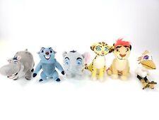 Lion King Stuffed Animals Mixed Bundle