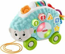 Fisher-Price GHR16 Linkimals Happy Shapes Hedgehog, Interactive Baby Toy...