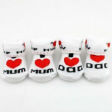 100% Cotton Socks & Tights (0-24 Months) for Girls