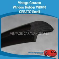 Caravan  WINDOW RUBBER   ( CERATO SMALL )   Vintage Windsor Winnebago   WR040