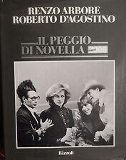 Il peggio di novella 2000 Arbore D'Agostino Rizzoli 1986