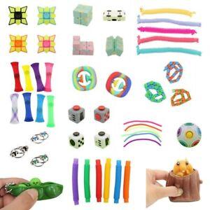 Fidget Toys Sensory ADHD Autism Stress Relief Hand Fidget Kids Adult