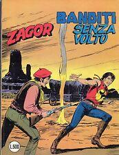 fumetto ZAGOR ZENITH BONELLI PRIMA EDIZIONE numero 221