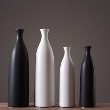 Decorative Ceramic Tall Vase Modern Elegant Floor Flower Vase for Home Decor