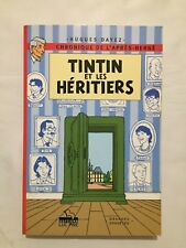 BD Tintin et les Heritiers / EO 1999 / HERGE / HUGUES DAYEZ / LUC PIRE