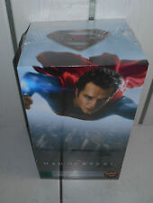 Man of Steel Collectors Edition (2D,3D Blu-ray) inkl. Figur - Steelbook, NEU&OVP