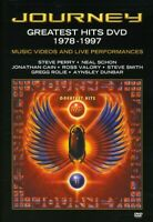Journey - Greatest Hits DVD 1978-1997: Videos and Live Performances [New DVD]