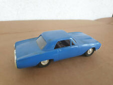 Eldon Hawthorne 1963 Modellauto 1:36 Kunststoff blau Made in Germany