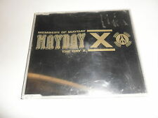 Cd   Members Of Mayday  – The Day X