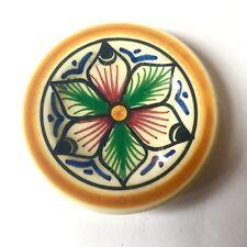 Rare Assiette Miniature Henriot Décor Floral Dînette  XXe
