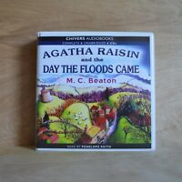 Agatha Raisin and the Day the Floods Came - M.C. Beaton - Audiobook - 6CDs