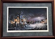 Redlin, Terry-Winter Wonderland-Landscape-Holiday-Art For Sale