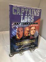 IMPECCABLE CONDITION MUST HAVE GUIDE Star Trek Captains Logs Supplemental