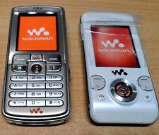neue Sony Ericsson in der Originalverpackung: W580i - W700i