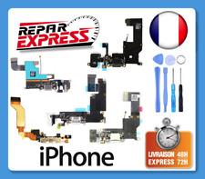 NAPPE DOCK CONNECTEUR DE CHARGE IPHONE 4/4S/5/5C/5S/6/6S/7/8/X/XR/XS MAX ET PLUS