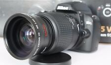 Wide Angle Macro Close Up Fisheye Lens for Nikon D7100 D7000 D3000 D40 DCPL