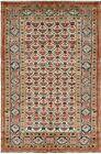 Antique Shirvan  Rug, Circa 1910 (4' x 6')