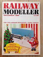 Railway Modeller Magazine - December 1989
