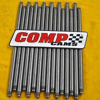 8.684 Exhaust Length 7.725 Intake Length Competition Cams 7815-16 High Energy Pushrods for Big Block Chevy with Retro-Fit Hydraulic Roller Cam 3//8 Diameter