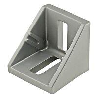80//20 Inc  80mm x 80mm x 6mm Aluminum Angle Profile 40-8236 x 915mm Long N