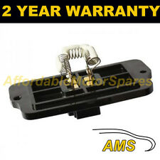 FOR MG ZR ZS MGZR MGZS HEATER BLOWER FAN RESISTOR MOTOR AIR CON CONDITIONING