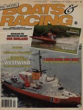 R/C MODEL BOATS & RACING N. 6/AUGUST-SEPTEMBER 1992  AA.VV.  1992