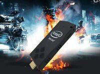 MINI PC COMPUTE STICK CON WINDOWS 10 + ANDROID Z3735F QUAD CORE 2GB RAM 32GB HDD