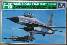 Italeri 130 1:72 F-16 MULTI-ROLE FIGHTER  2 Versionen möglich Rarität