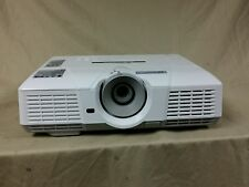 Mitsubishi XD510U DLP Projector 2045 Hours - Tested & Working few White Dots