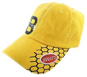 Bugatti Cap Hat Since 1978