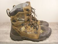 Red Wing Irish Setter Big Game Tracker Hunting 800 Gram Work Leather Men Boots 9