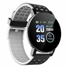 Smart Watch Heart Rate Fitness Tracker for Android/iPhone/Samsung/LG