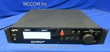 Omega HD FFV Fast Forward Recorder w/ 2 hard drives