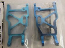 Kyosho Mini Inferno, Alloy Rear Lower Arm Set IH05 (Yeah Racing/Blue). NIP