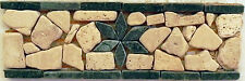 Rosone rosoni mosaici in marmo incollati su rete greca art105/5 IN MARMO