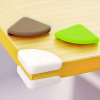 4Pcs Furniture Right Angle Foot Leg Corner Protector Pads Baby Child Safety LD