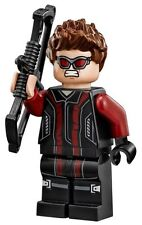 LEGO MARVEL SUPER HEROES AVENGERS HAWKEYE SHIELD HELICARRIER 76030 76042