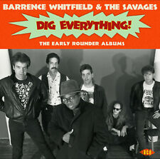 Barrence Whitfield & The Savages - Dig Everything! The Early Rounder Albums CD