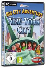 Big City Adventure - New York für PC | Wimmelbild Spiel | NEUWARE | dt.
