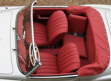 Mercedes Benz 190SL W121  1955 - 1963 German Leather Seat Covers Kit