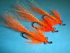 New ListingFly Fishing Flies - Traditional Comet Steelhead Fly size #4 (6 Pcs.)