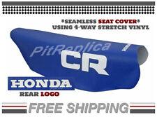 [R] HONDA ELSINORE CR480 CR480R CR250 CR350R 1983 '83 SADDLE SEAT COVER [HAAT]