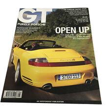 GT Purely Porsche 911 930 928 993 996 997 GT2 GT3 Carrera - August 2003