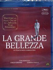 LA GRANDE BELLEZZA di Paolo Sorrentino - BLU-RAY NUOVO